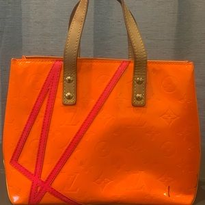 Louis Vuitton Bags - Louis Vuitton rare Robert Wilson Reade Vernis PM
